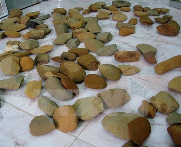 Hallazgo de vestigios prehistoricos de 20 milenios en Vietnam hinh anh 1