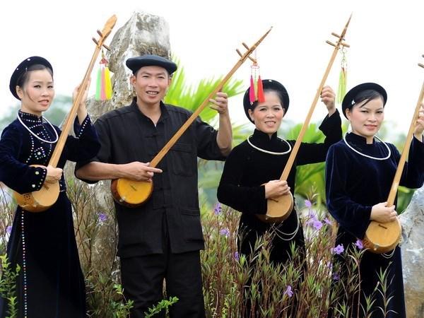 Vietnam por preservar canto Then de etnias minoritarias hinh anh 1