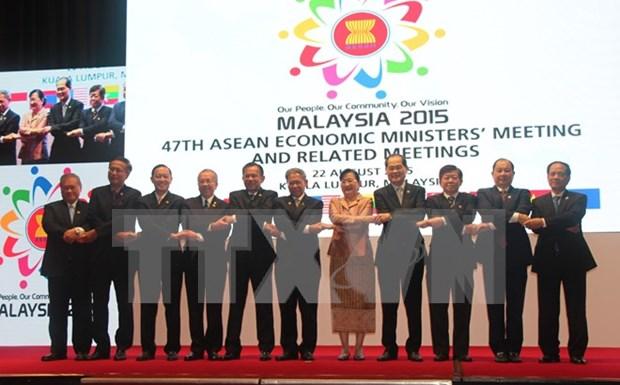 ASEAN con cinco prioridades para reducir brecha de desarrollo hinh anh 1