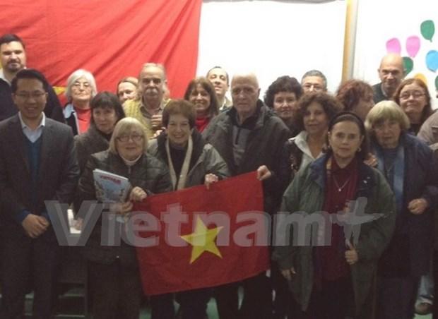 Conmemoran aniversario del Dia Nacional de Vietnam en Argentina hinh anh 1