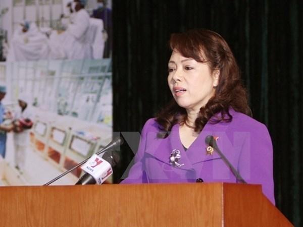 Vietnam y Nueva Zelanda fomentan cooperacion en salud hinh anh 1