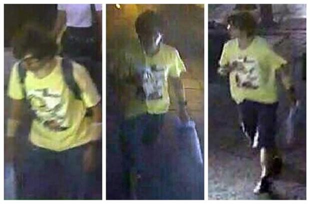 Autor del atentado en Bangkok podria haber huido del pais hinh anh 1