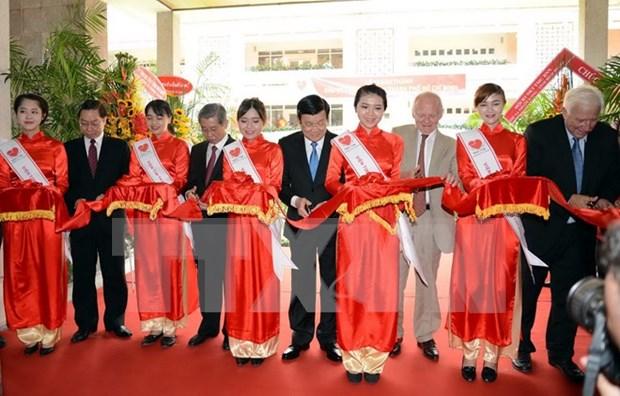 En servicios Centro tecnico de Hospital Cardiaco de Ciudad Ho Chi Minh hinh anh 1