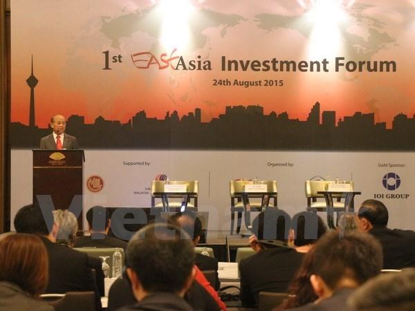 En Malasia primer foro de inversion de Asia Oriental hinh anh 1