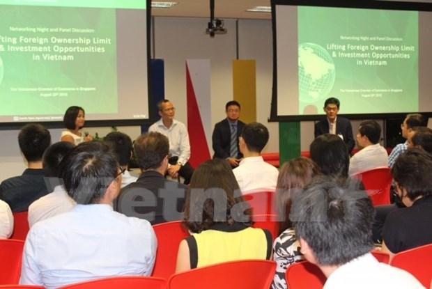 Cambios sobre participacion extranjera en mercado bursatil acogidos hinh anh 1