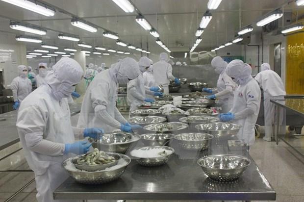 TLC con Sudcorea favorece a productos agricolas exportables de Vietnam hinh anh 1