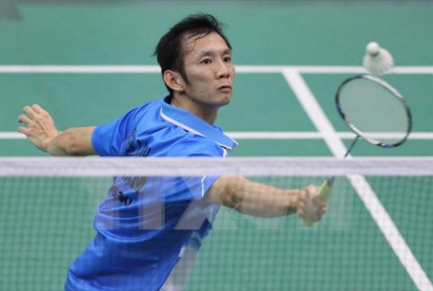 Inauguran torneo de badminton vietnamita hinh anh 1