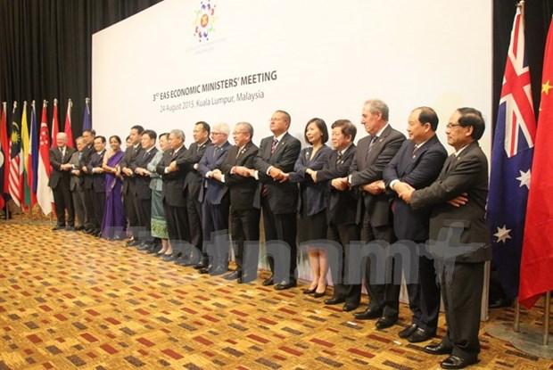 Paises de Asia Oriental intensifican cooperacion economica regional hinh anh 1