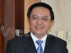 Estrechan relaciones partidistas Vietnam y Kazajistan hinh anh 1