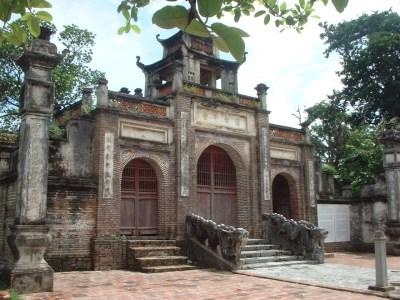 Construiran centro nacional de ferias y exposiciones en Co Loa hinh anh 1