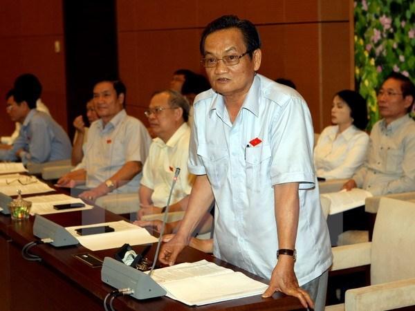Diputados analizan Codigos del Procesamiento Civil y Penal (modificado hinh anh 1