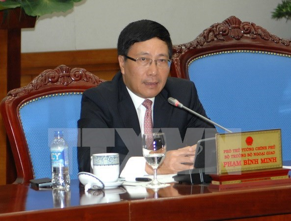 Establecen Secretariado Nacional y subcomites para APEC 2017 hinh anh 1