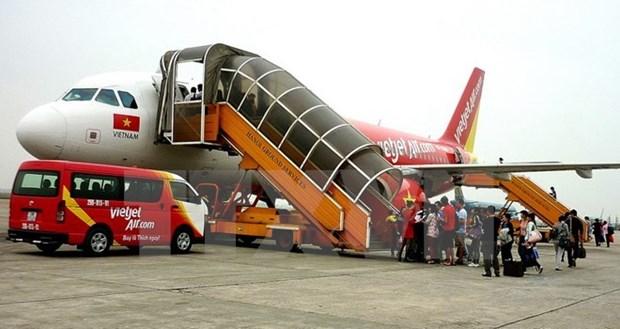 VietJet entre tres aerolineas con mayor crecimiento de fanpage hinh anh 1