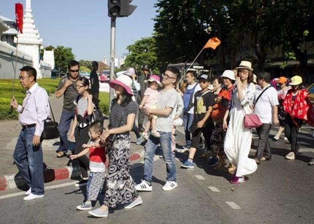 Tailandia confia en rapida recuperacion del sector turistico hinh anh 1
