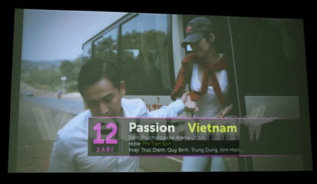Proyectaran pelicula vietnamita en festival de cine de la ASEAN hinh anh 1