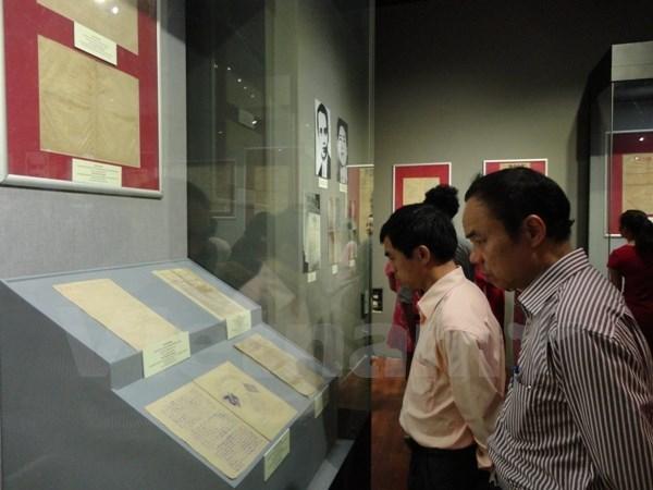 Exposicion sobre la prensa revolucionaria vietnamita hinh anh 1