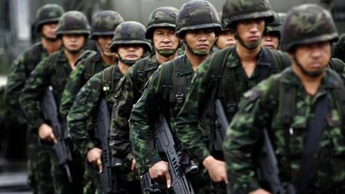Fortalecen cooperacion en defensa Myanmar-Tailandia hinh anh 1