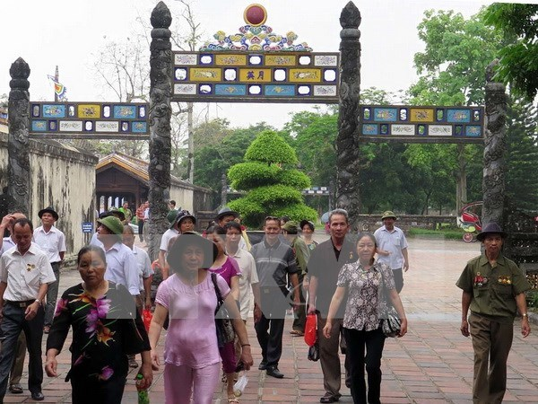 Incrementa el numero de turistas a Thua Thien- Hue hinh anh 1