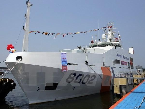 Vietnam y la India practican busqueda y rescate maritimo hinh anh 1