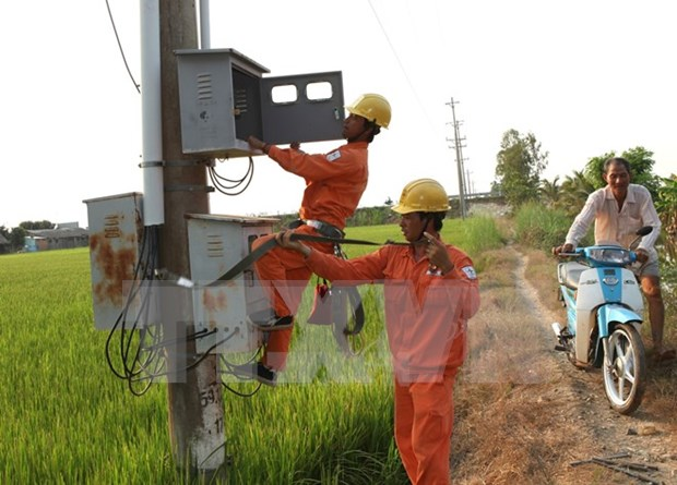 Opera con eficiencia mercado electrico competitivo de Vietnam hinh anh 1
