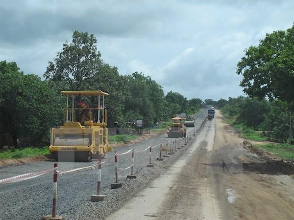 Tay Nguyen moderniza transporte rural hinh anh 1