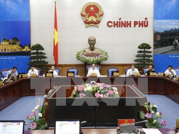 Economia vietnamita recuperada pese a desafios hinh anh 1