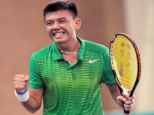 Asciende Ly Hoang Nam 255 peldanos en ranking mundial hinh anh 1