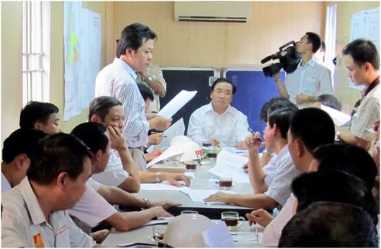 Vicepremier urge a entregar a tiempo nueva sede parlamentaria hinh anh 1