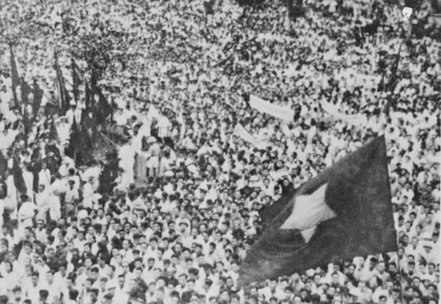 Resaltan papel de religiones a victoria de Revolucion de Agosto hinh anh 1