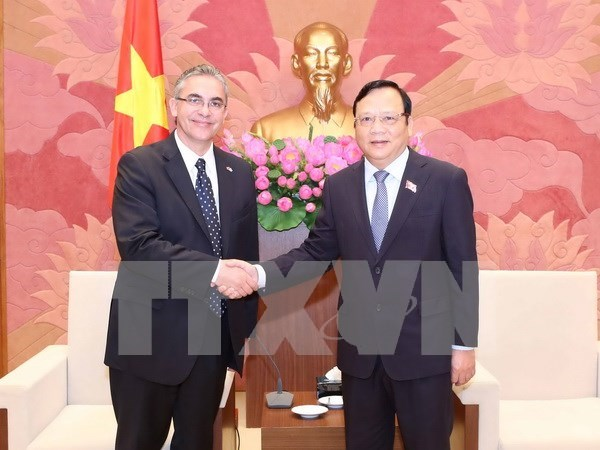 Vietnam y Argentina refuerzan lazos parlamentarios hinh anh 1