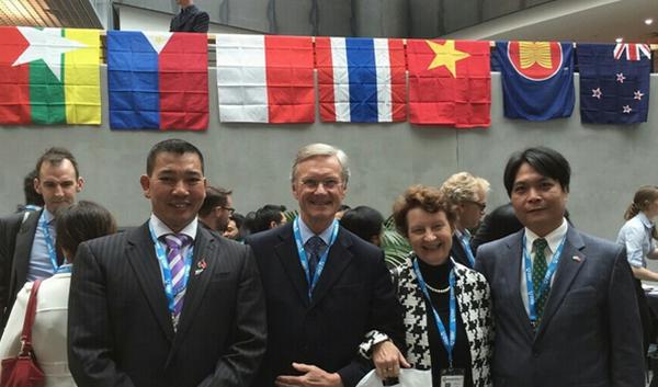 ASEAN, mercado importante de Nueva Zelanda hinh anh 1