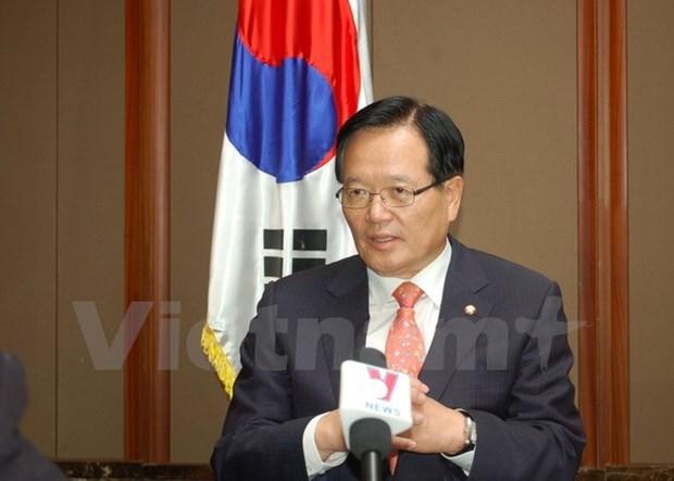 Nexos Vietnam- Sudcorea, modelo en relaciones internacionales hinh anh 1