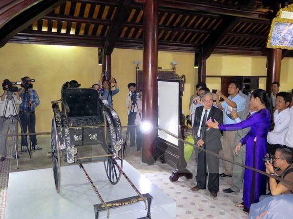 Presentan semana dorada de turismo en Hue hinh anh 1