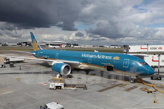 Vietnam Airlines utiliza Boeing 787 Dreamliner para ruta internacional hinh anh 1