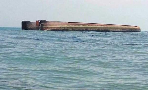 Naufraga barco con cien personas en Malasia hinh anh 1