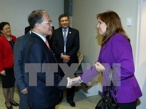 Destacan excelente estado de relaciones entre Vietnam y Cuba hinh anh 1
