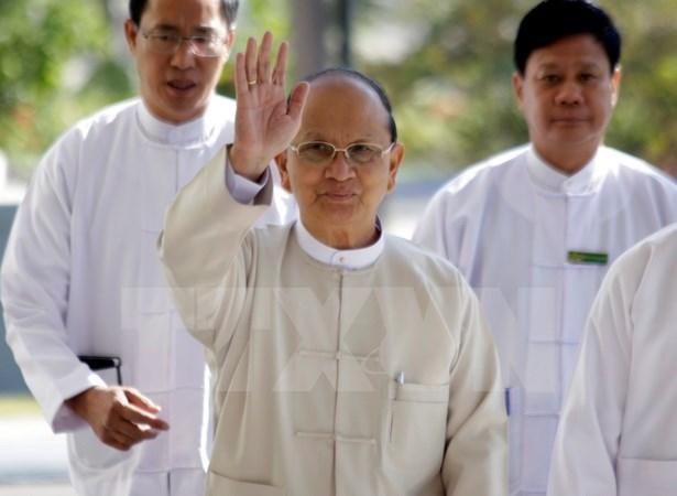 Presidente de Myanmar promete elecciones generales libres y justas hinh anh 1