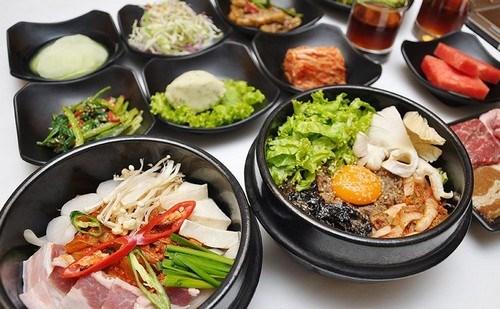 Gastronomia sudcoreana hechizara al publico hanoyense hinh anh 1