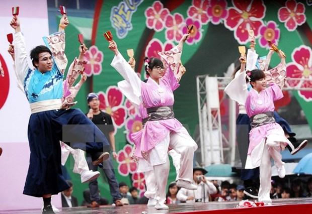 Intercambio cultural Vietnam- Japon en Dak Lak hinh anh 1