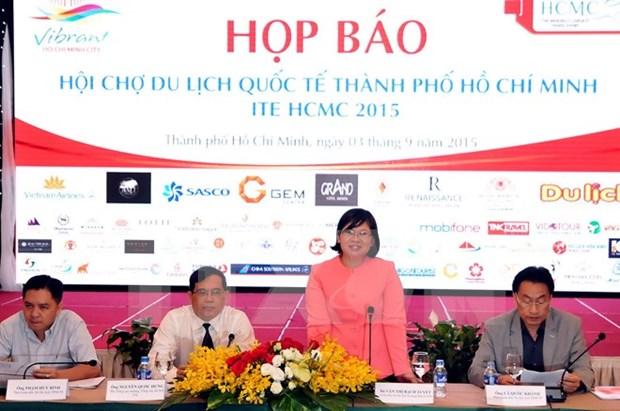 Efectuaran Feria de Turismo Internacional en Ciudad Ho Chi Minh hinh anh 1