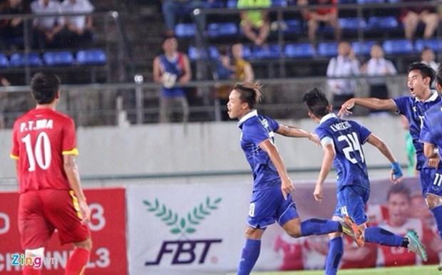 Pierde Vietnam titulo de campeon de futbol regional hinh anh 1