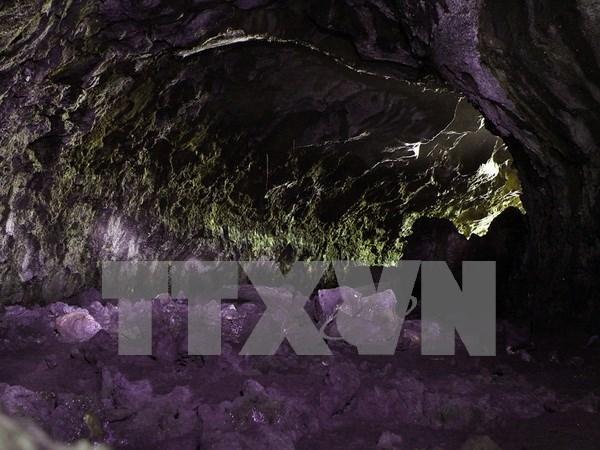 Turistas podran explorar magnificas cuevas volcanicas en Vietnam hinh anh 1
