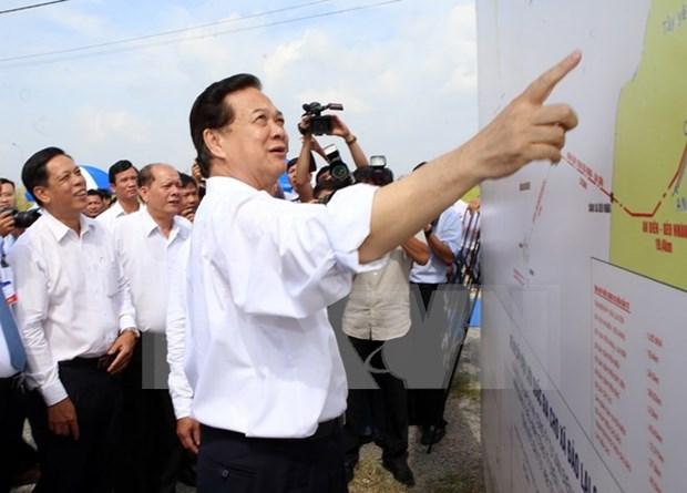 Arranca proyecto de suministro electrico en isla survietnamita hinh anh 1