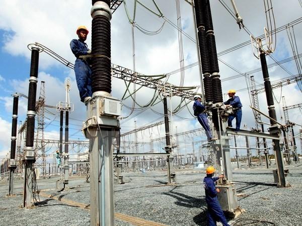 Arranca construccion de planta termoelectrica de Long Phu 1 hinh anh 1