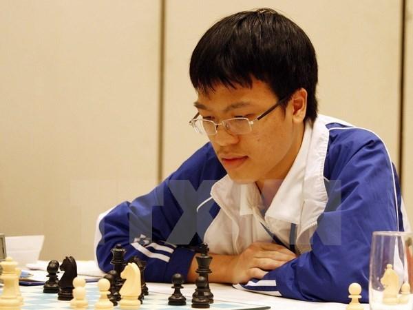 Mantiene Quang Liem posicion en ranking mundial hinh anh 1