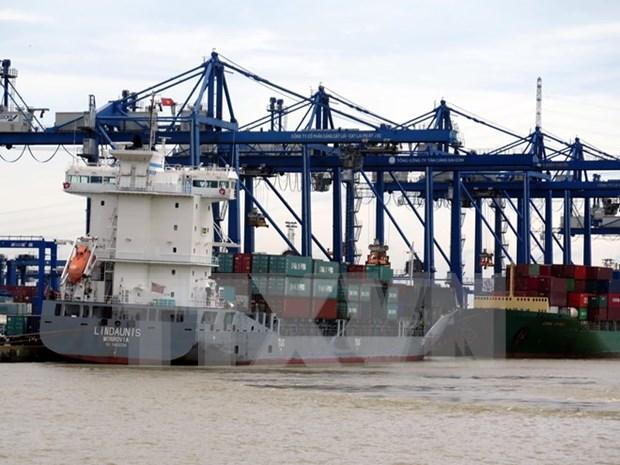 Vietnam y grupo Falcon cooperan en promover comercio hinh anh 1