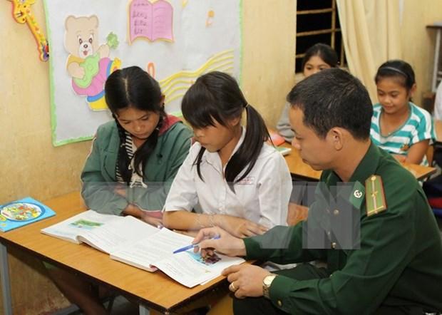 Vietnam responde Dia Internacional de la Alfabetizacion hinh anh 1