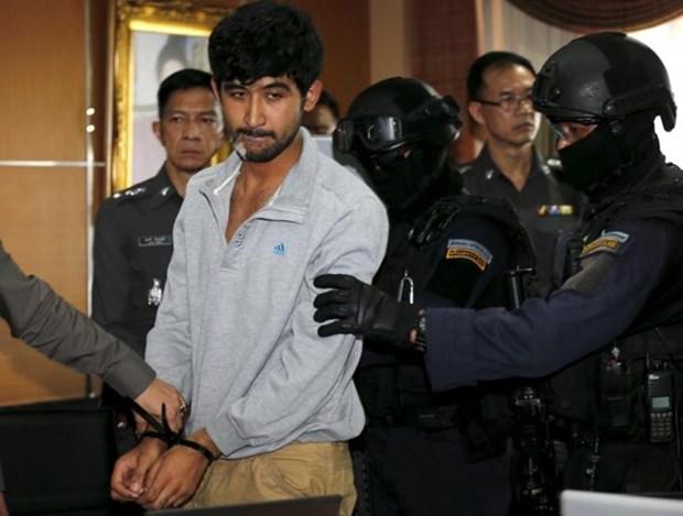 Sospechoso detenido admite implicacion en atentado de Bangkok hinh anh 1