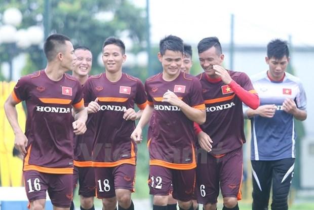 Gana Vietnam a Taiwan en ronda eliminatoria de Copa Mundial hinh anh 1