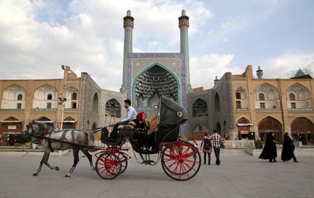 Ciudad irani aspira fomentar cooperacion turistica con Vietnam hinh anh 1